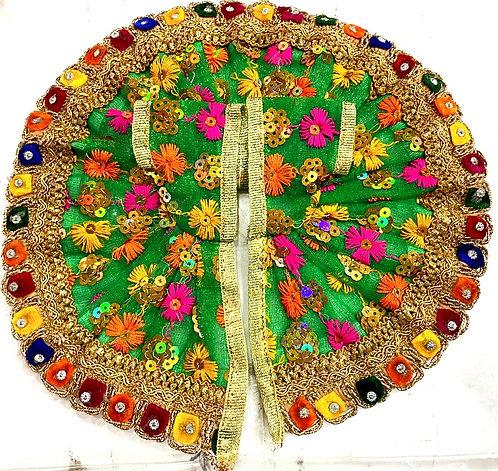 Heavy work laddu gopal poshak ( size 5 )