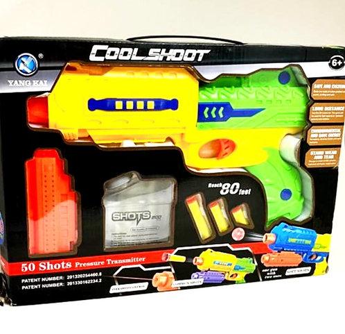 Cool Shoot Jelly & Soft Light Gun