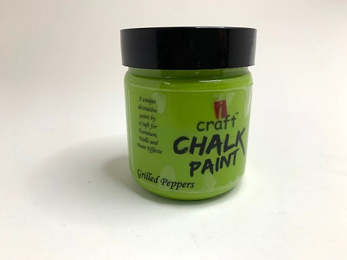 Craft Chalk Paint ( grilled peppers )