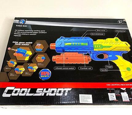Dart Blaster Soft Bullet Gun