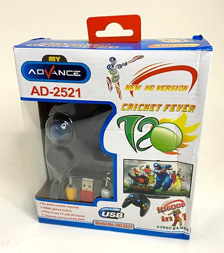 Video Game Advance
