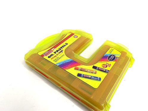 Camlin Oil Pastels (50 shades )