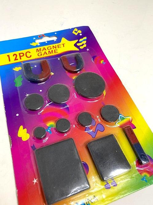 Magnet Game Set ( 12 pcs)