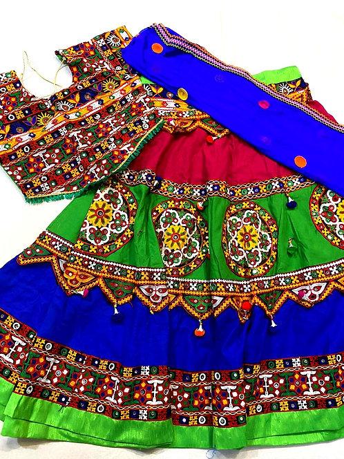 Exclusive Traditional Chaniya Choli ,Heavy Work With Pure Chiffon Dupatta