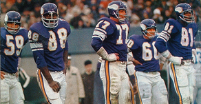 Win One For the Purple People Eaters