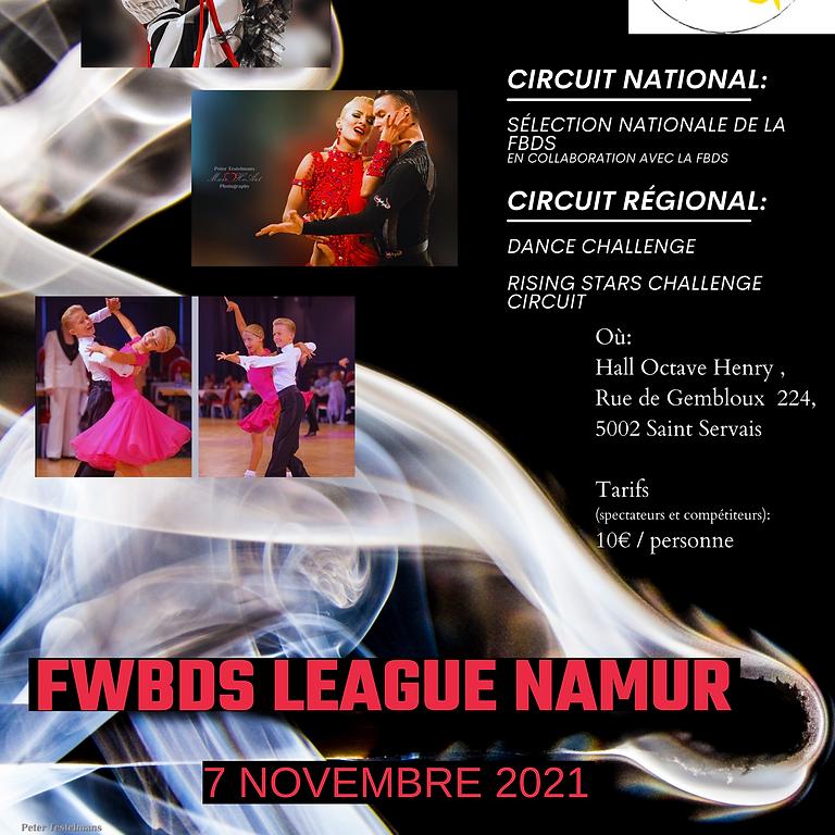 FWBDS League Namur