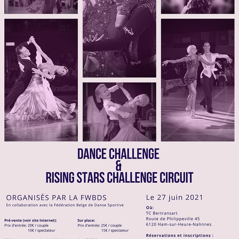Dance Challenge et Rising Stars Challenge Circuit