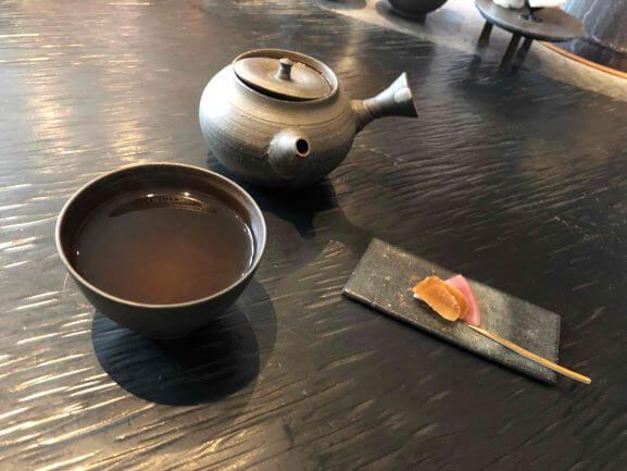 Tea Experience at Sakurai, in Tokyo