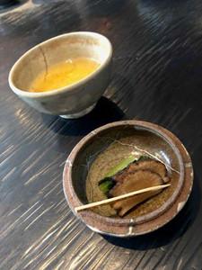 Sakurai Tea ceremony pickled vegetables