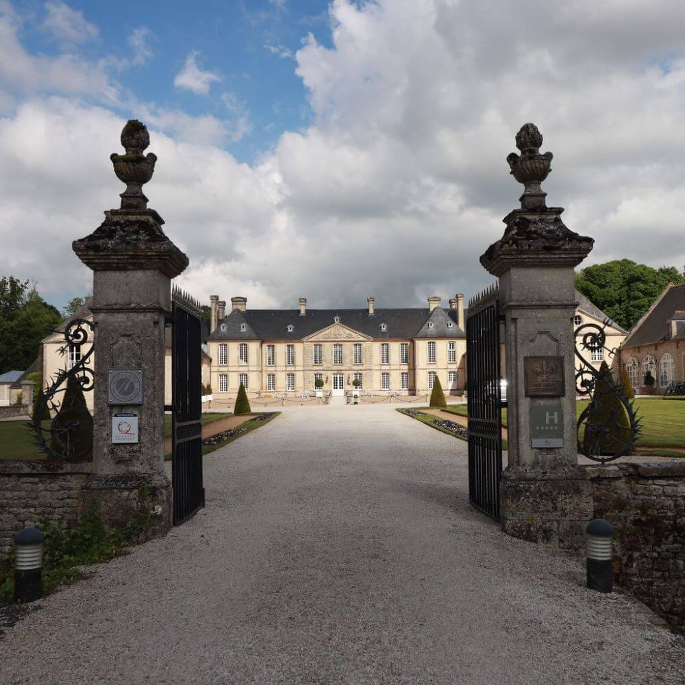 Review of the Chateau d'Audrieu hotel in Bayeux, France