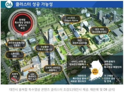 대전 '특수영상 콘텐츠산업 요람 구축'