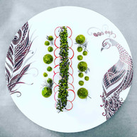 Poetry on a plate at L'Oscar London.jpg