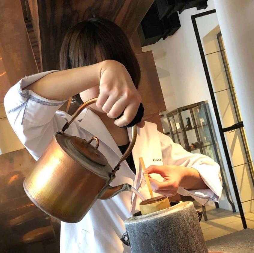 Expertise at Sakurai Tea Experience in Tokyo