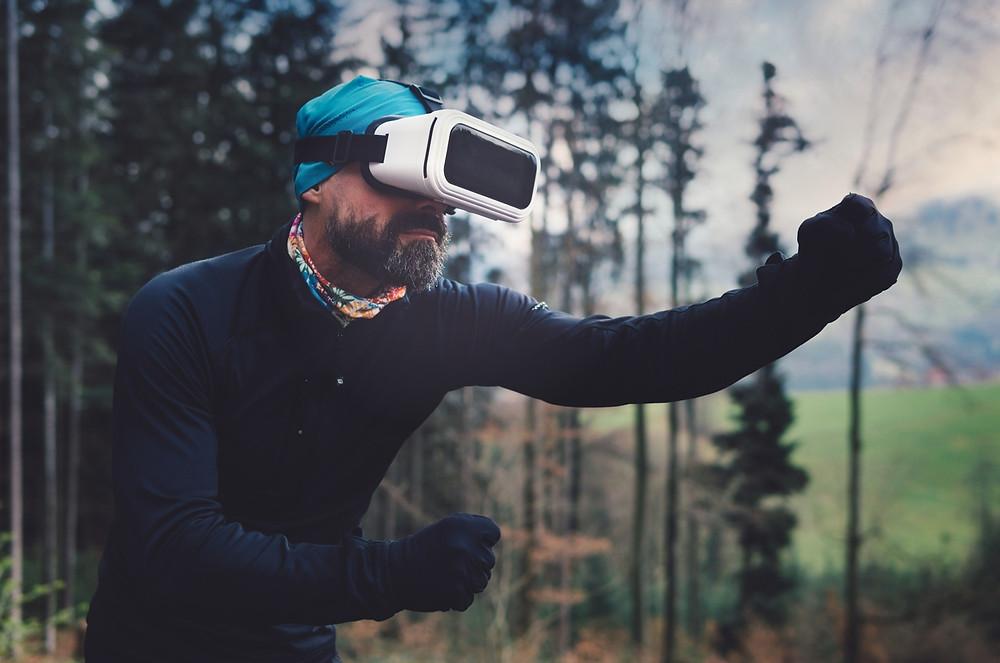 Virtual Reality ist ein erprobtes sinnvolles Instrument zur Unterstützung von Expositionsverfahren in der Verhaltenstherapie