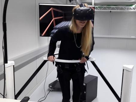 """""""VR kann einen Therapieplan wirksam unterstützen"""""""