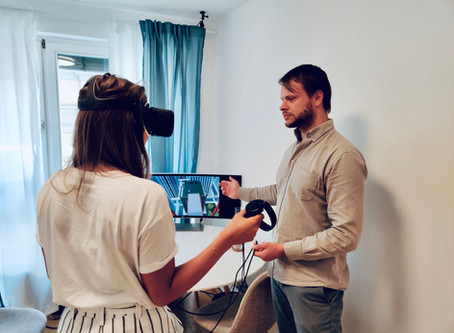 """""""VR fühlt sich genauso echt an wie die Realität"""""""