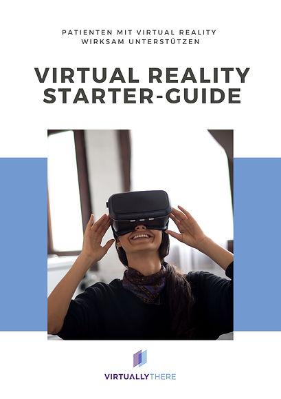 Virtual Reality Starter Guide Titelseite