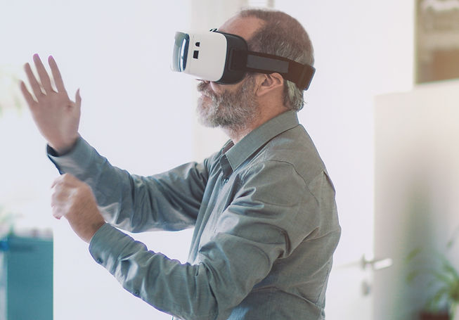 Canva - virtual reality VR glasses _ goo