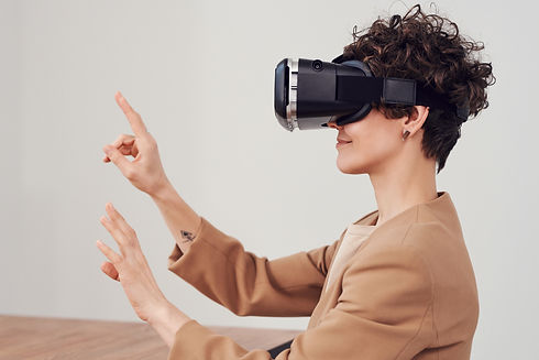 Canva - Person Using Virtual Reality Gog
