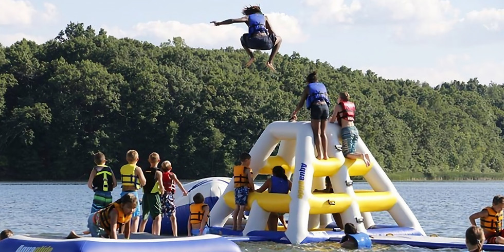 Jump Island Outing