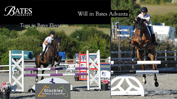 Bates Saddles with Annie Forsyth Eventing