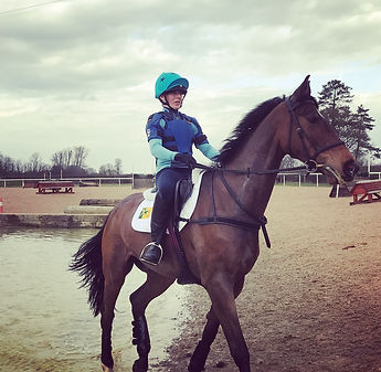 TRM Nutrition with Event Rider Annie Forsyth