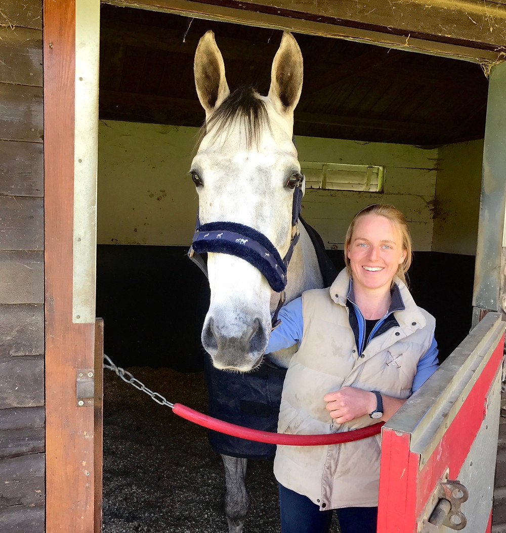 Annie Forsyth buys from the Billy Stud Auction