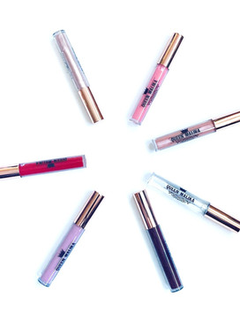 QM lip glosses, coming soon ...