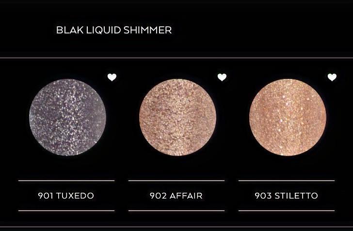 New liquid Shimmer