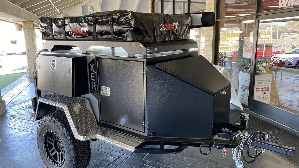 2021y Vorsheer XER オフロードトレーラー