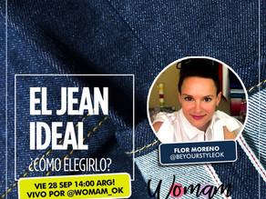 Aquí están! Estos son! Los tips para elegir el jean IDEAL!