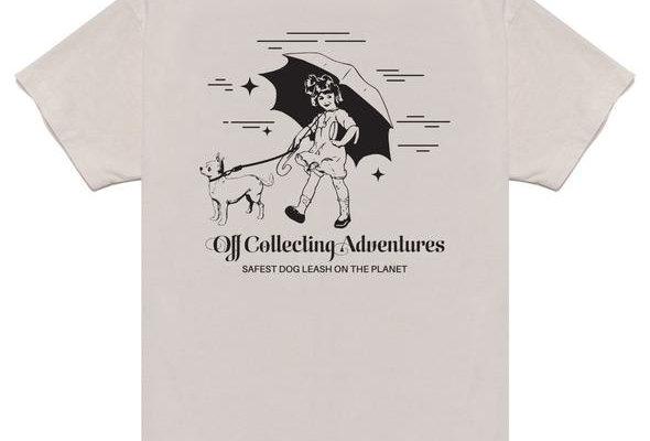 Litto Howler × Los Angeles Apparel リットハウラー × ロサンゼルスアパレル コラボTシャツ