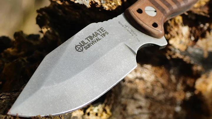 MSK-1 Primitive ナイフ