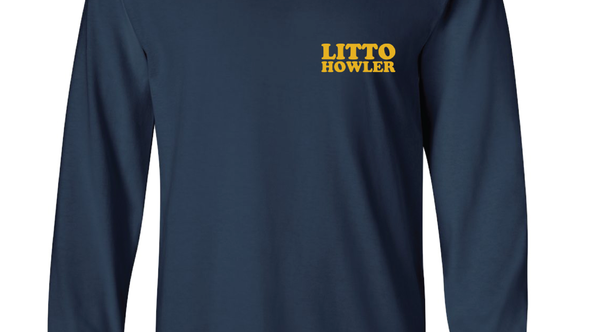 Litto Howler Leave No Trace Long Sleeve リットハウラー ロングスリーブ