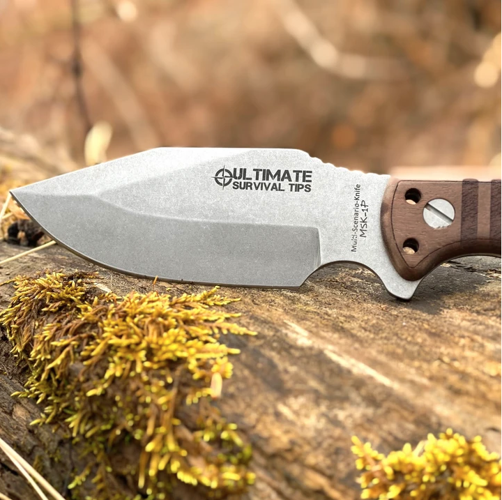 MSK-1 Primitive Knife