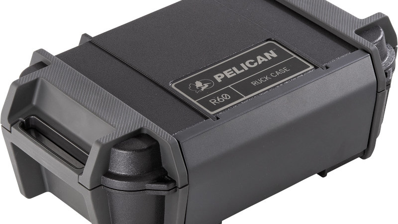 Pelican R60 Personal Utility Ruck Case ペリカンケース