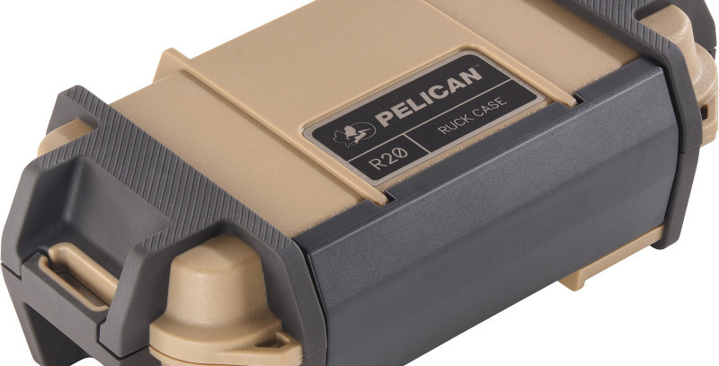 Pelican R20 Personal Utility Ruck Case ペリカンケース