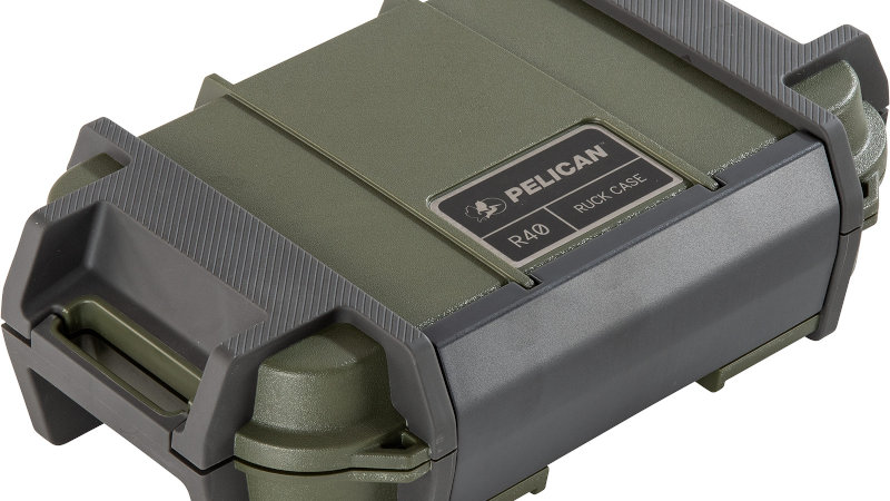 Pelican R40 Personal Utility Ruck Case ペリカンケース