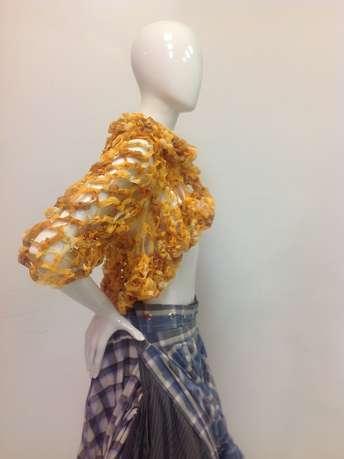 Yellow Ribbon Bolero