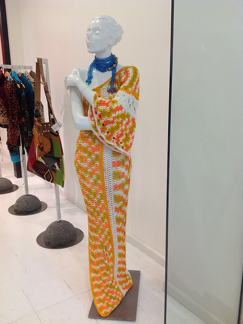 Golden Belle Gown