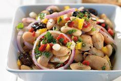 Greek Bean Salad