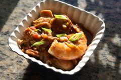 Spicy Baklouti Chili Gumbo