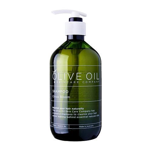 Olive Oil Shampoo - Rose Geranium
