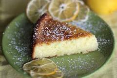Olive Oil Lemon Cake