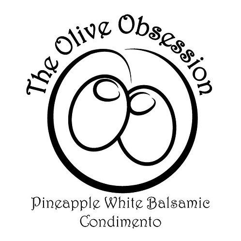 Pineapple White  Balsamic Condimento