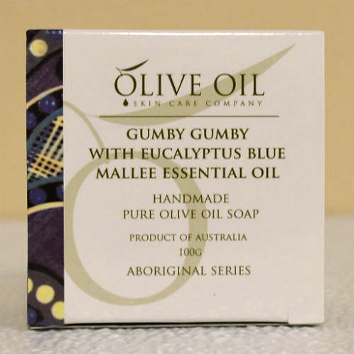 Handmade Pure Olive Oil Soap - Gumby