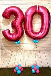 Helium numbers