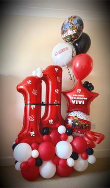 Balloon marquee