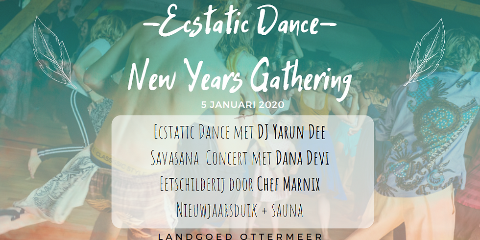 Ecstatic Dance - New Years Gathering - 5 januari 2020
