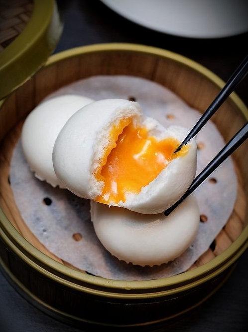Egg Yolk Bun